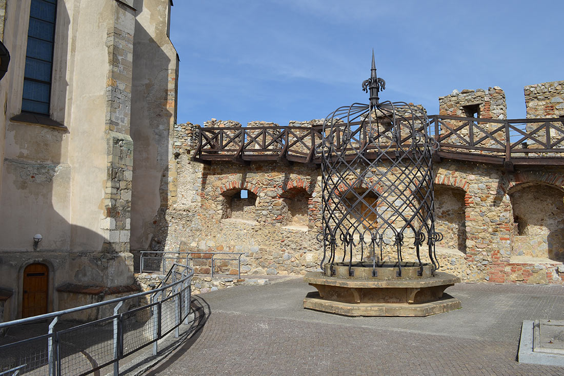 Нитранский замок