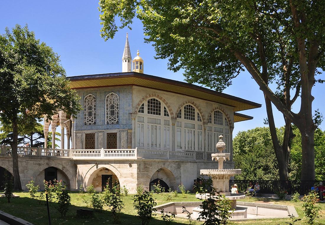 дворец Топкапы
