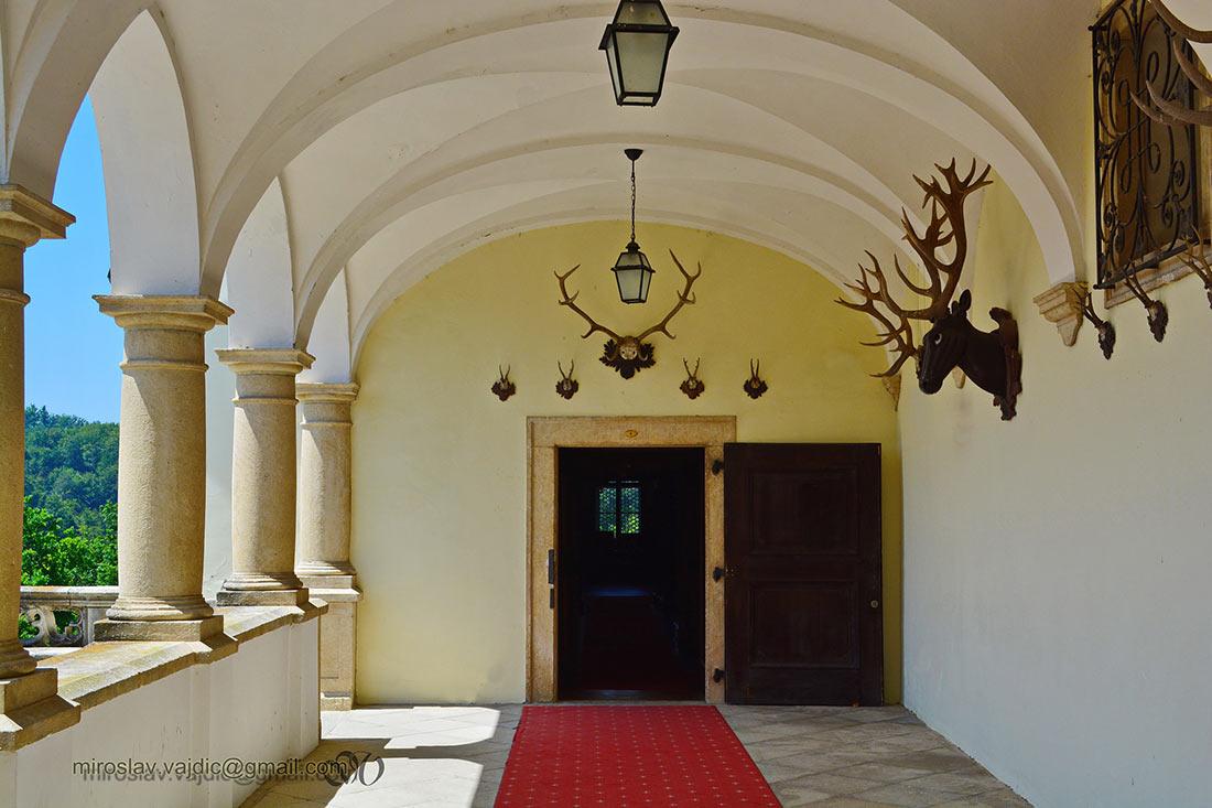 замок Тракошчан