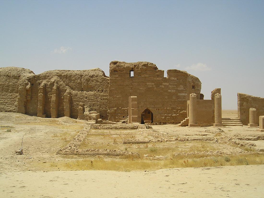 Церковь Дура-Эвропос