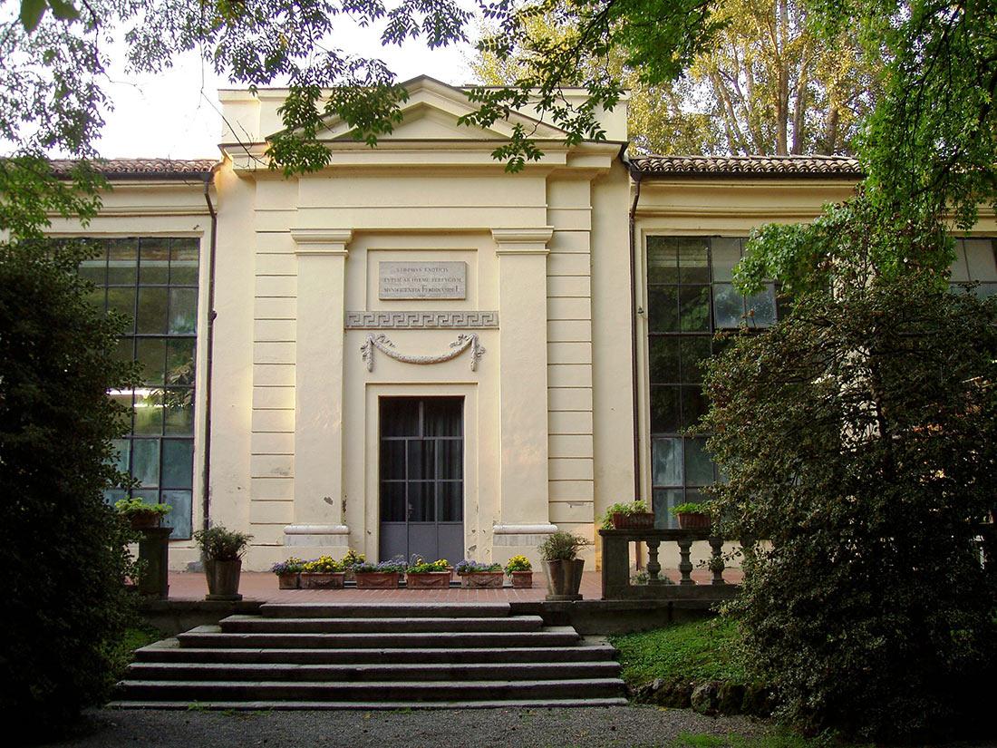Ботанический сад Пармы