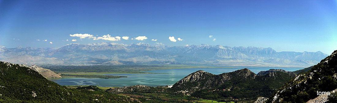 Национальный парк озера Скадар