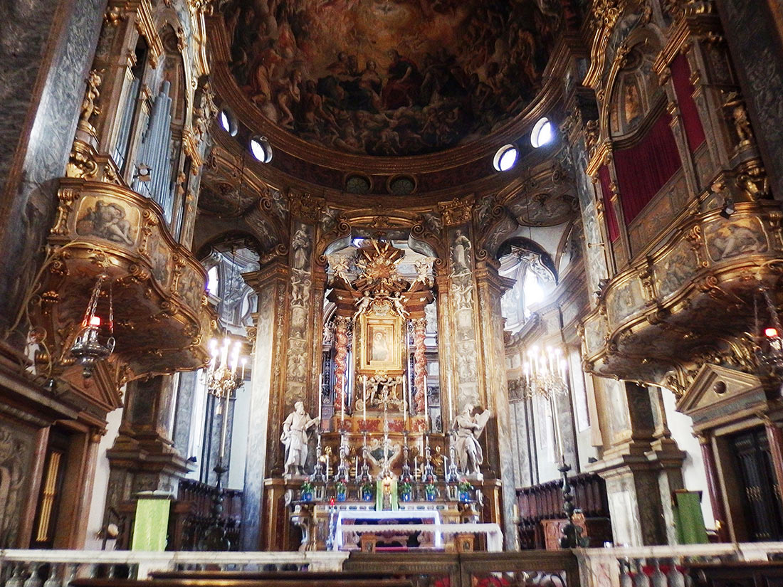 Церковь Святой Марии делла Стекката