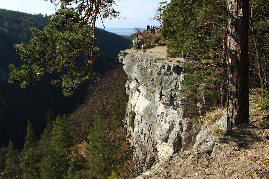 Национальный парк Словацкий рай