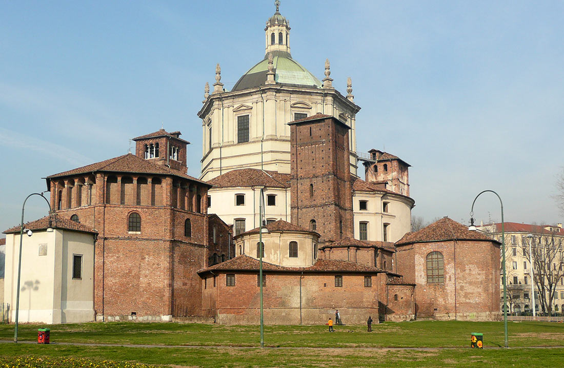 Базилика Святого Лаврентия
