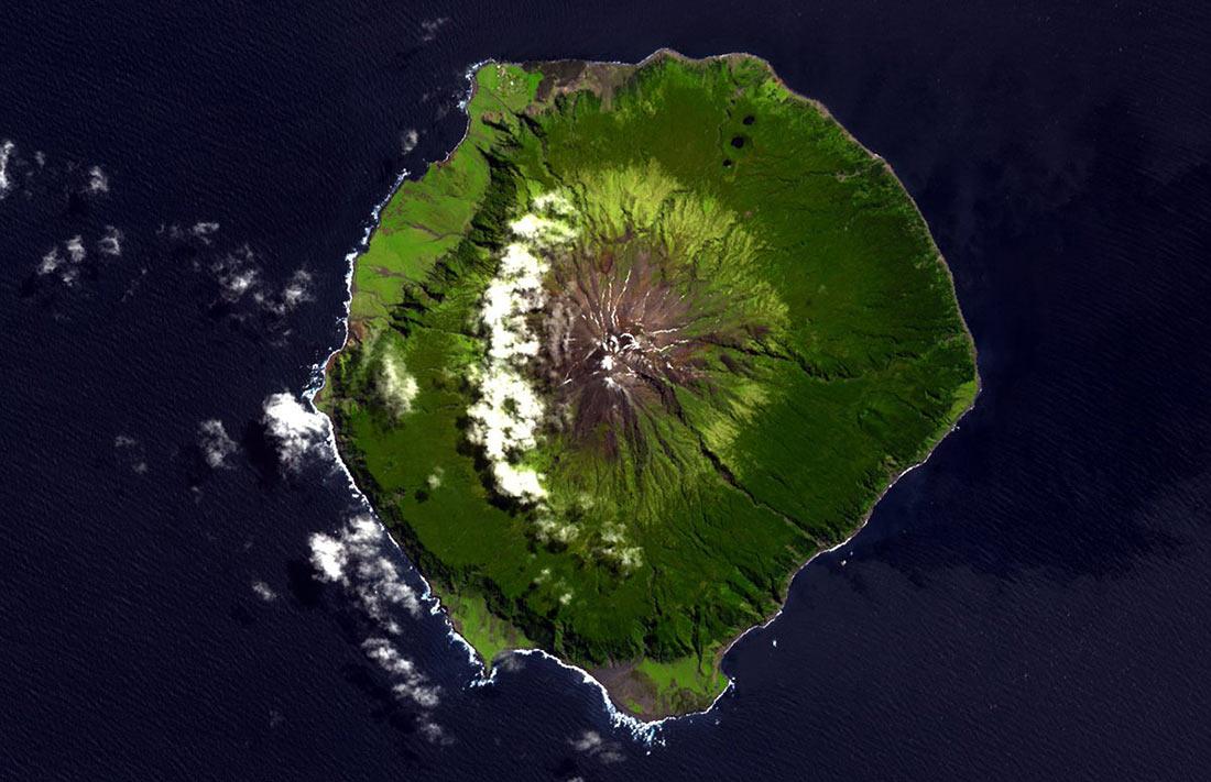 архипелаг Тристан-да-Кунья