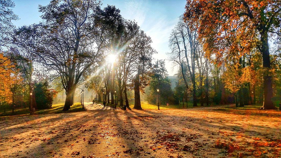 Герцогский парк Пармы