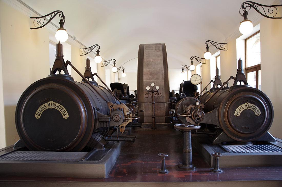 музей науки и техники Леонардо да Винчи