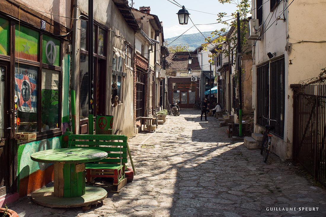 Базар Старая Чаршия в Скопье