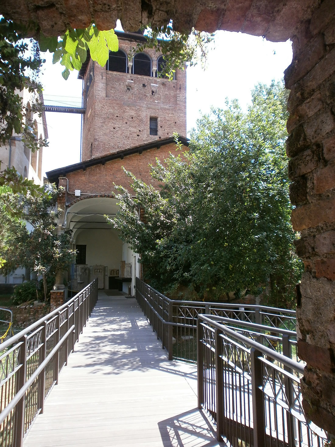 Археологический музей Милана