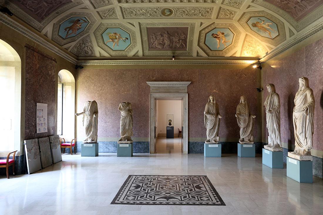 Национальный археологический музей Пармы
