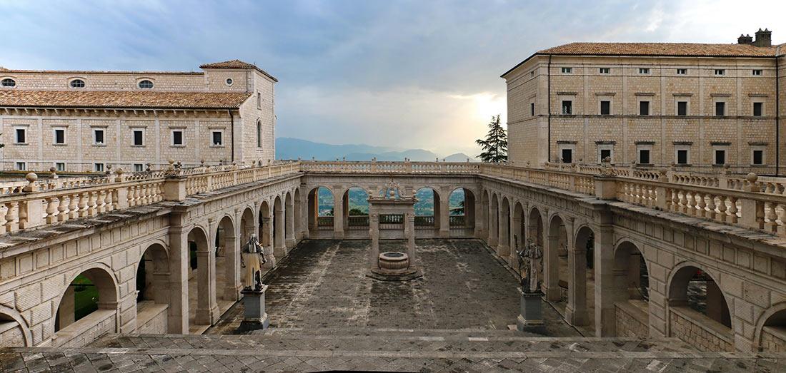 аббатство Монтекассино