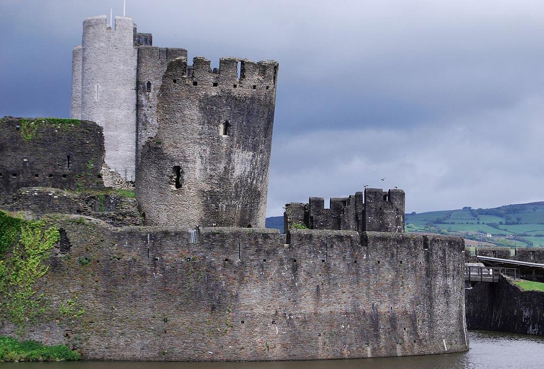замок Кайрфилли