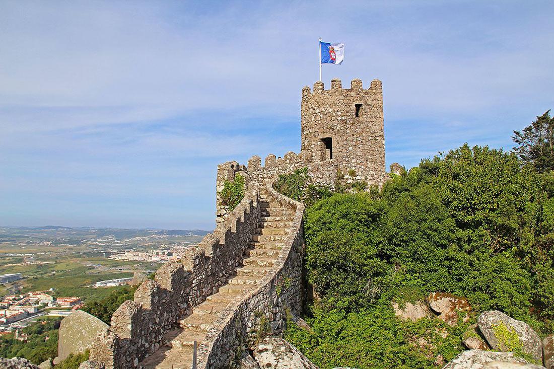 замок мавров,