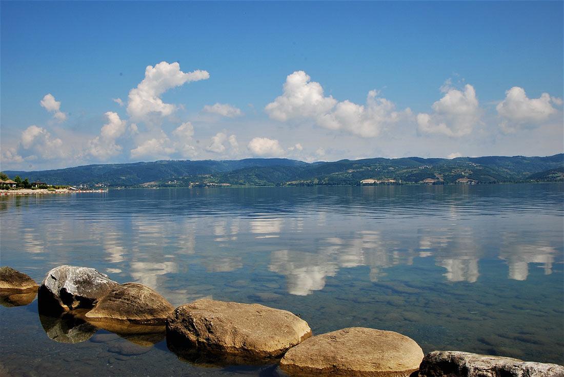 Озеро Сапанджа (Sapanca Gölü)