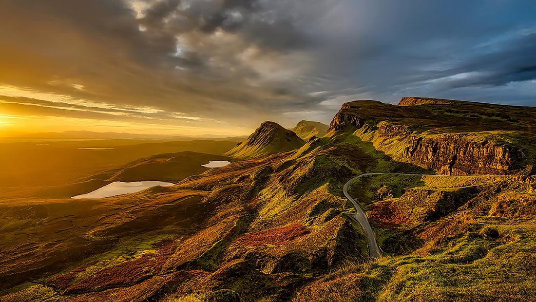 Достопримечательности Шотландии