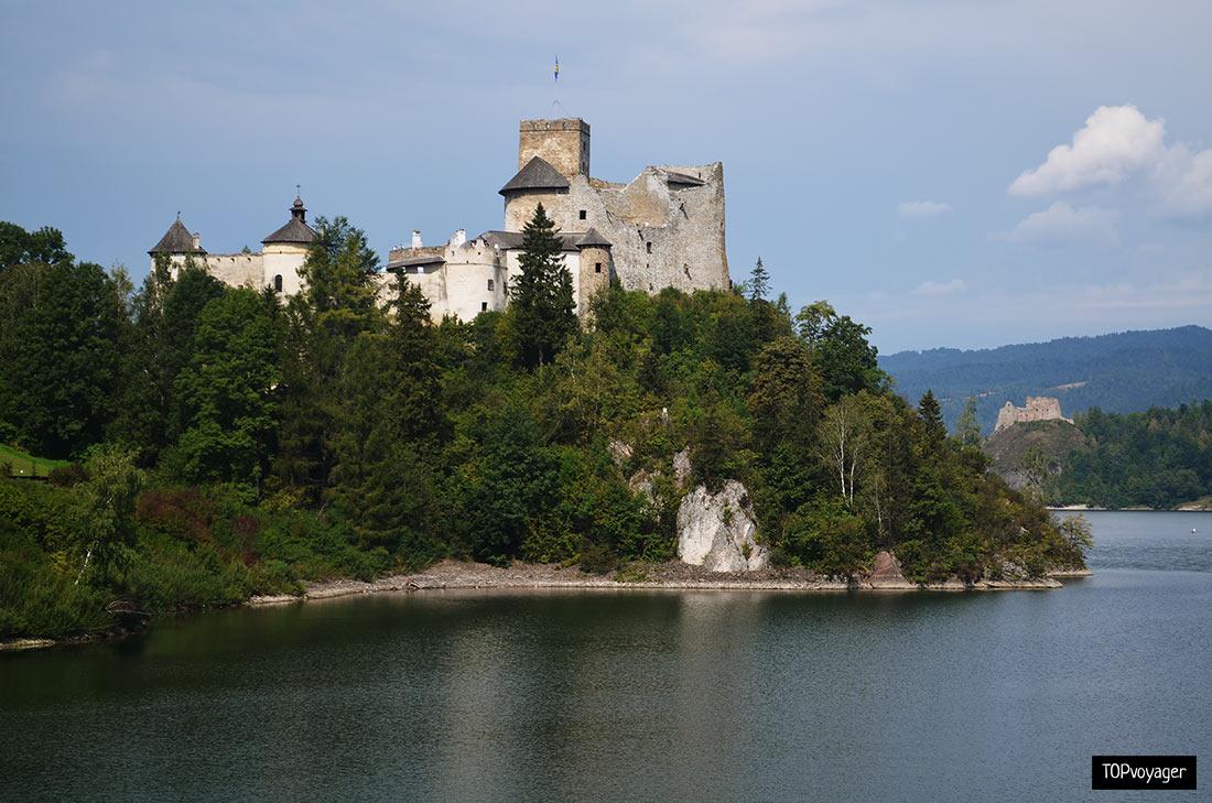 Замок Недзица (Дунаец)
