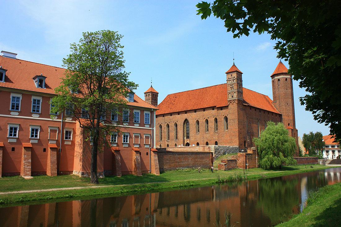 Замок Варминских епископов
