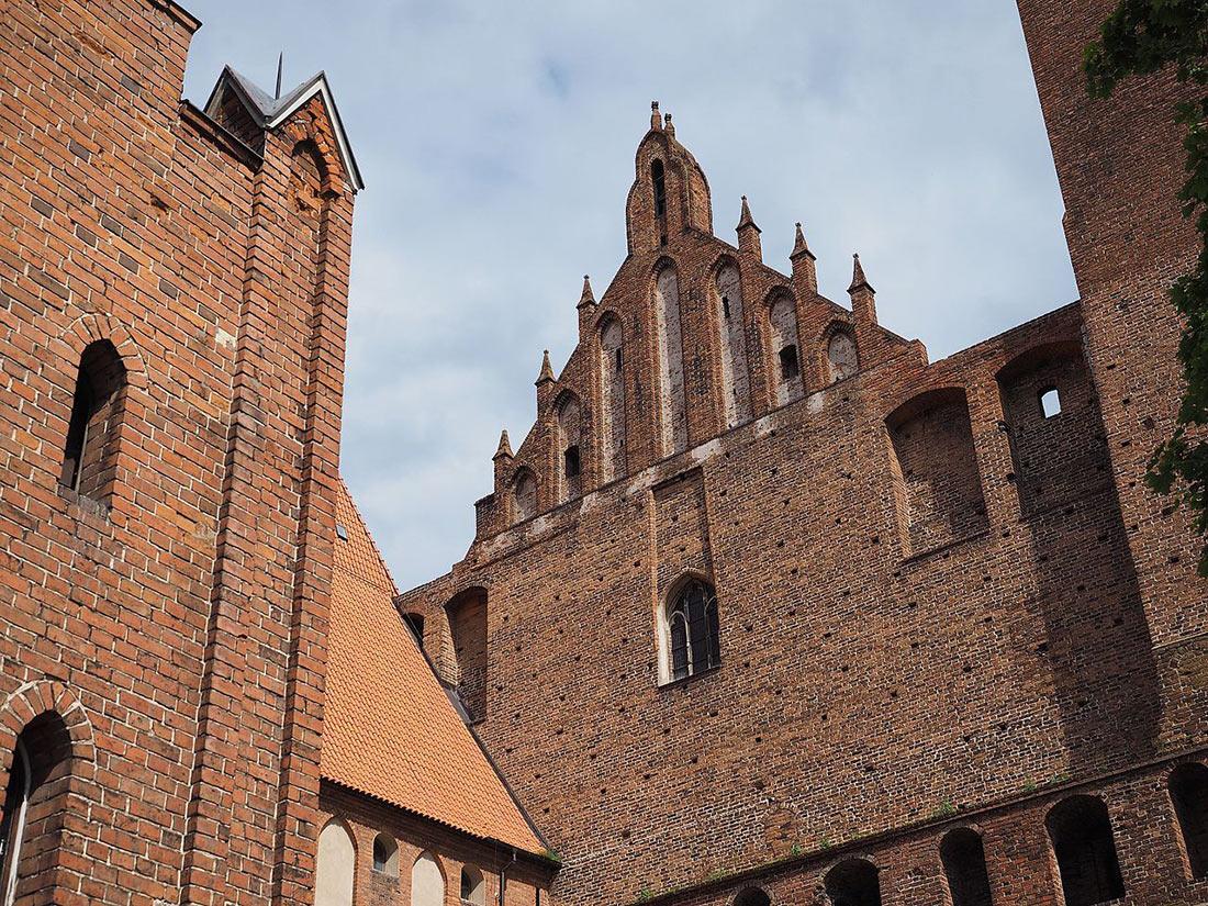 Квидзынский замок