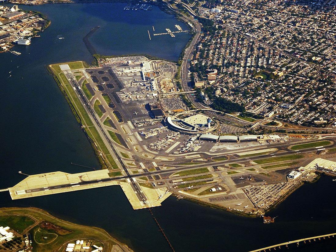 Аэропорт Ла-Гвардия