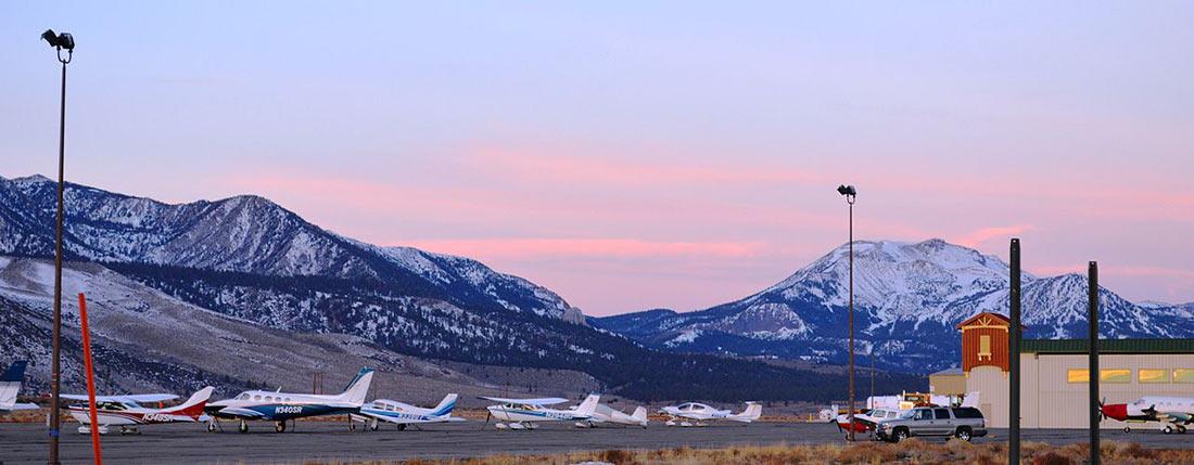 Аэропорт Маммот Йосемити