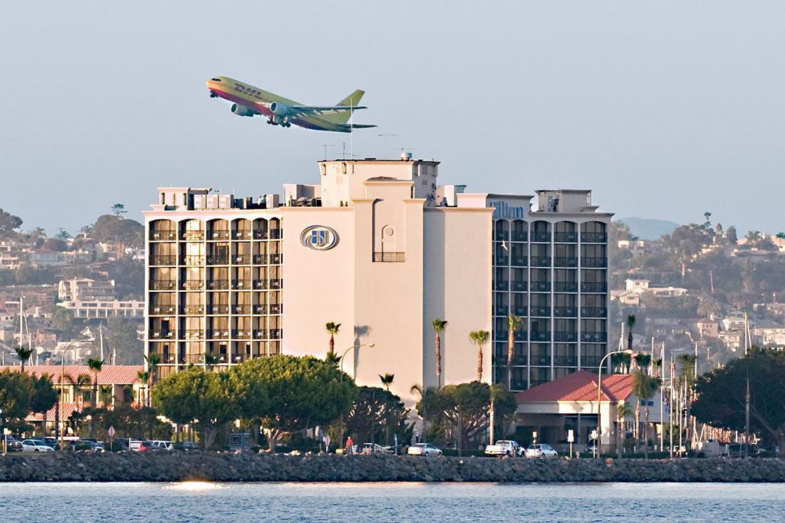 аэропорт Сан-Диего