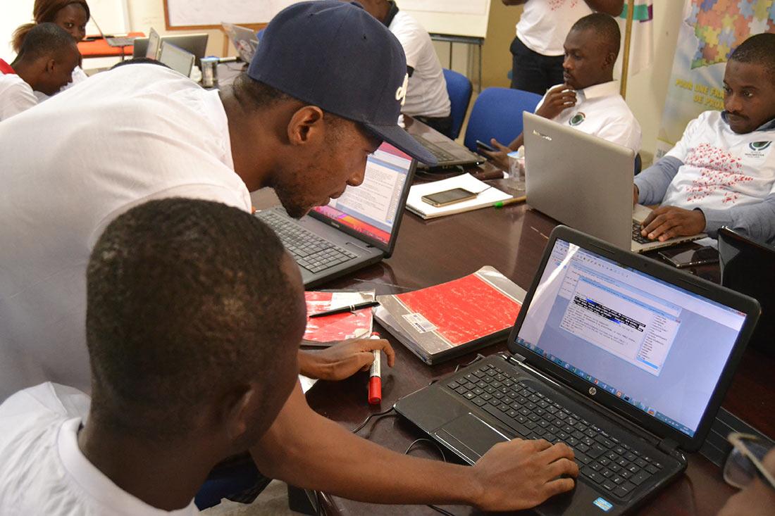компьютеризация Африки