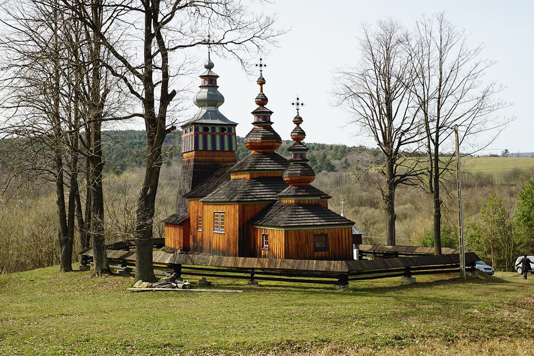 церковь Польша