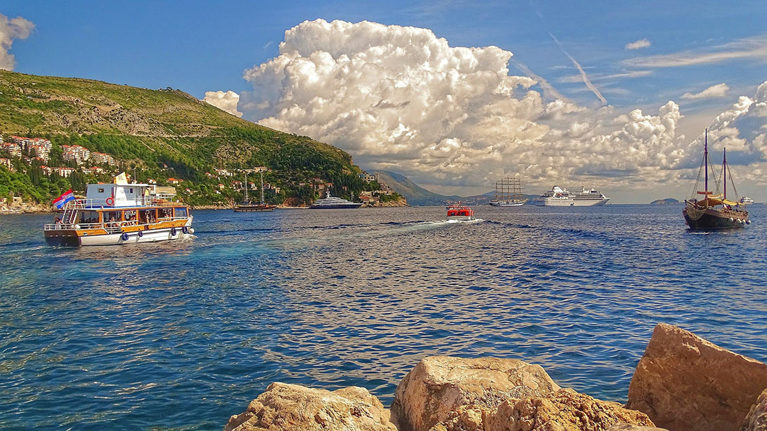 побережье Адриатического моря