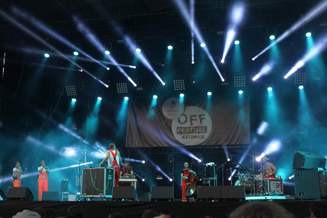 OFF фестиваль в Катовицах
