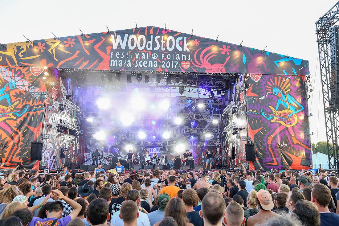 Woodstock в Костшине-над-Одрой