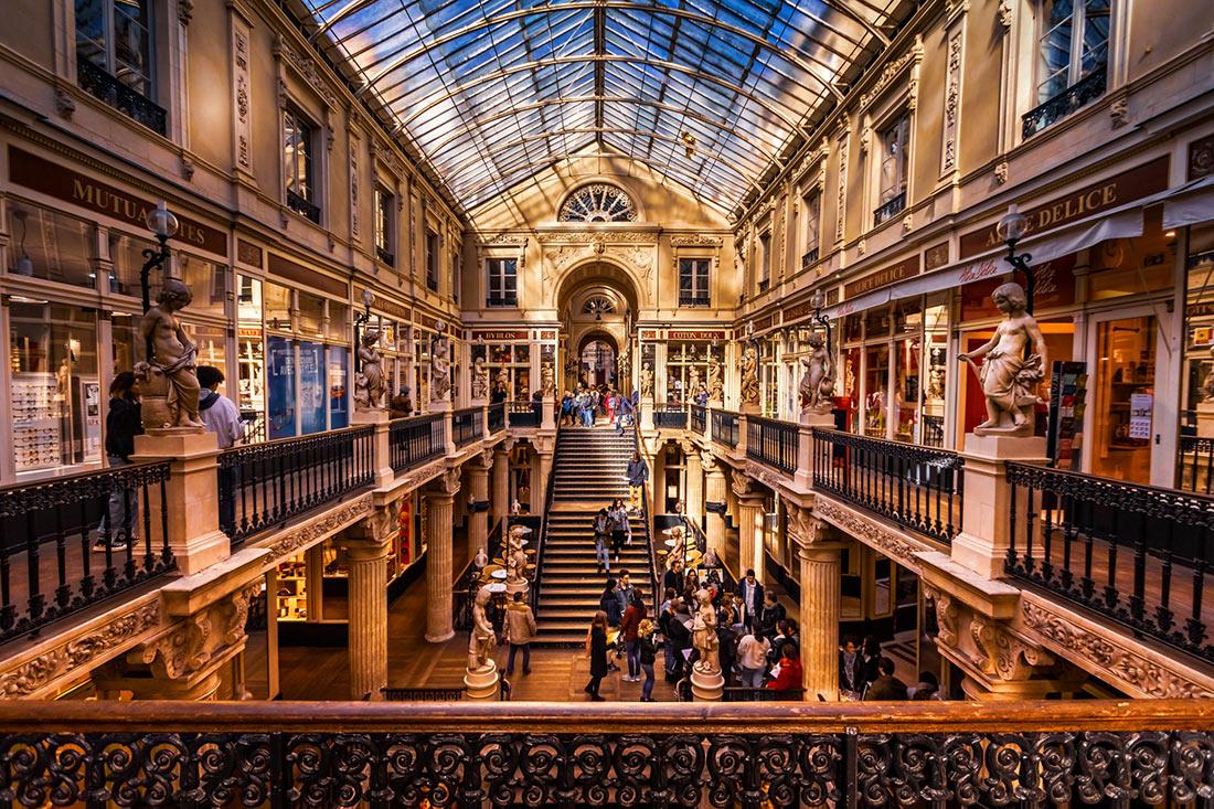 шоппинг во Франции