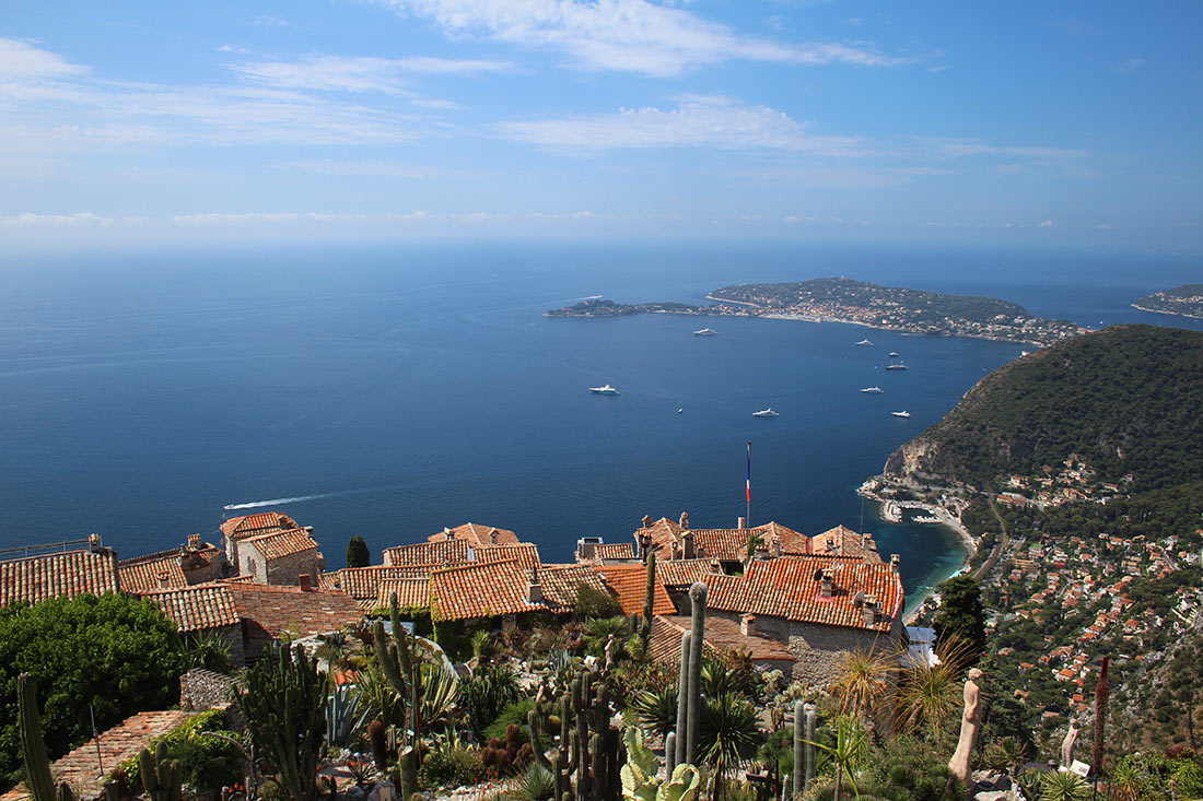 Средиземноморское побережье Франции