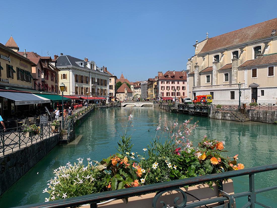 романтика Франции