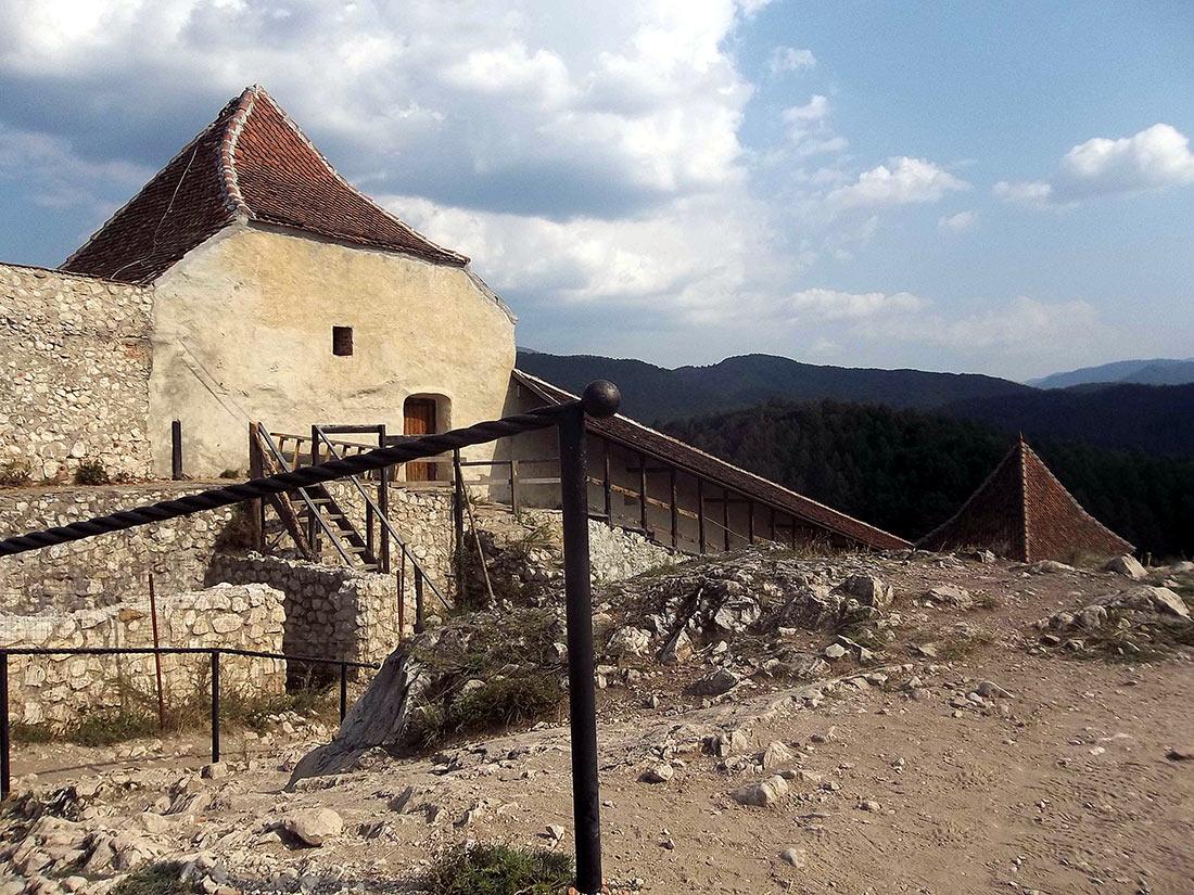 Крепость Рышнов