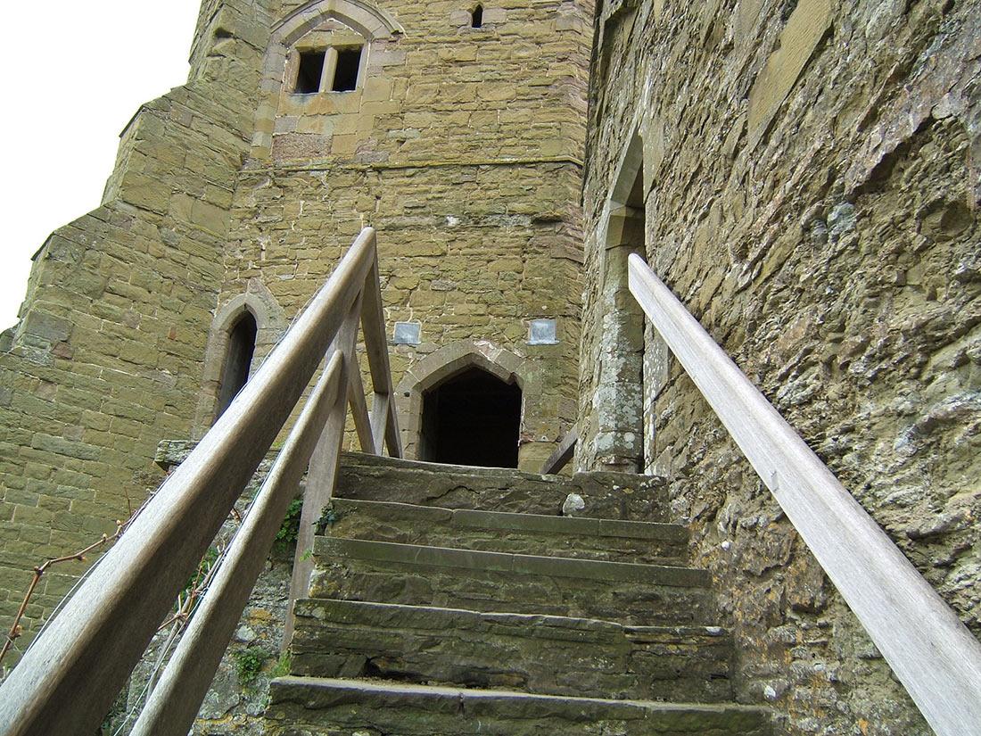 замок Стоксей