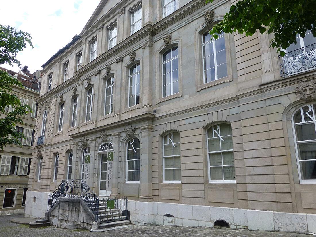 Международный музей Реформации в Женеве