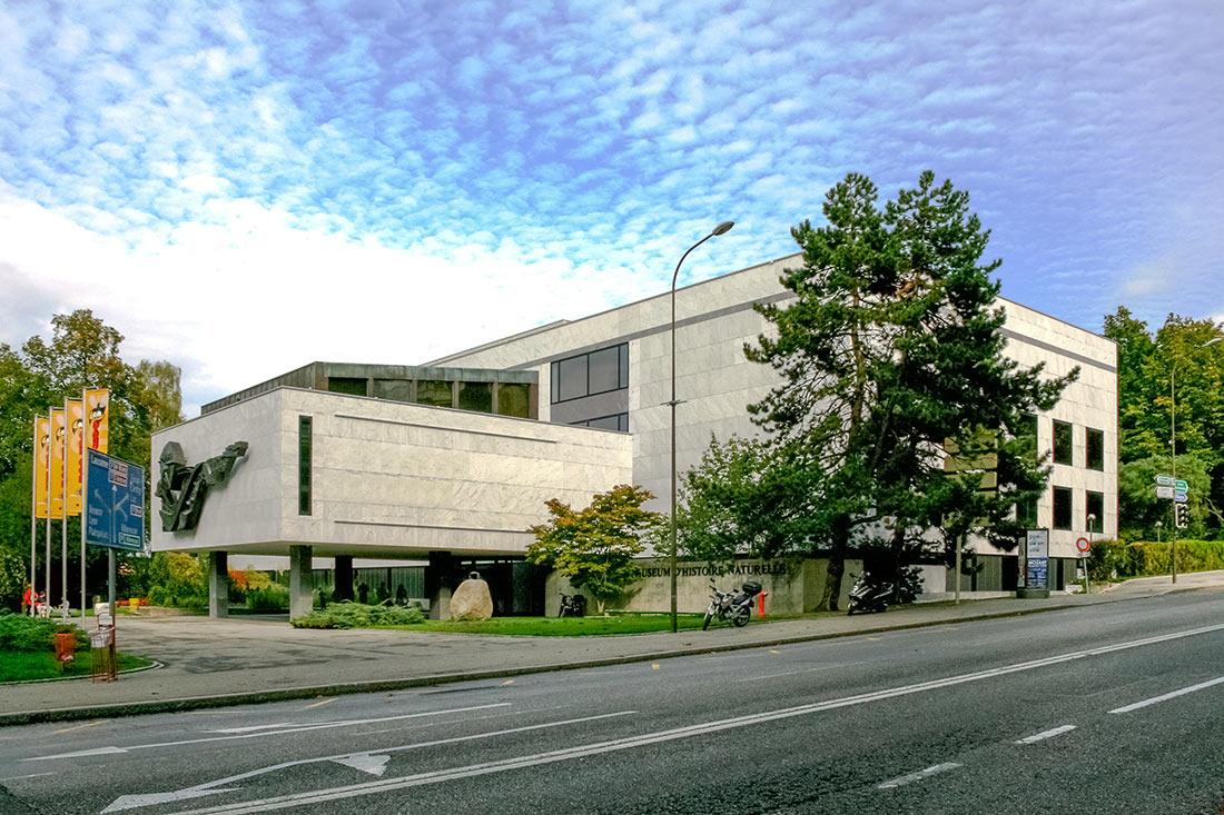 Музей естествознания в Женеве