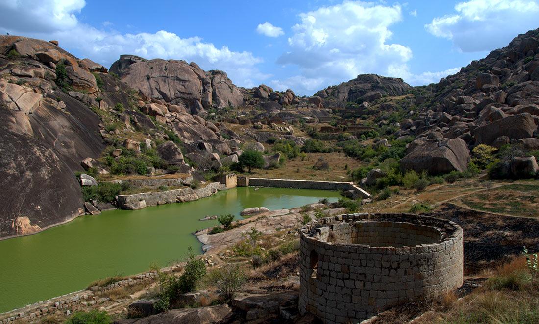 Форт Читрадурга