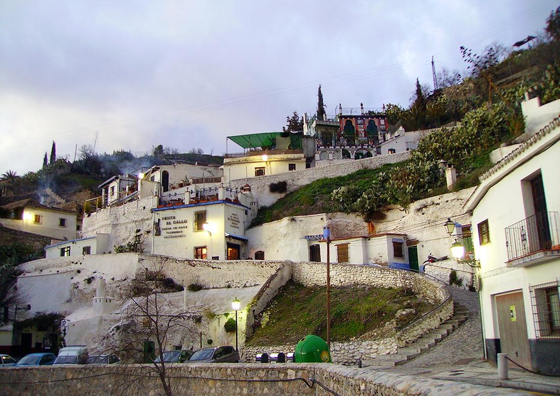 Пещеры Сакромонте