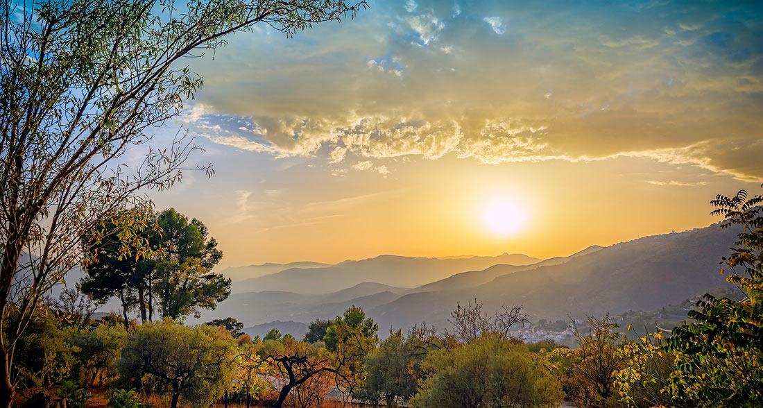 Долины Альпухарры