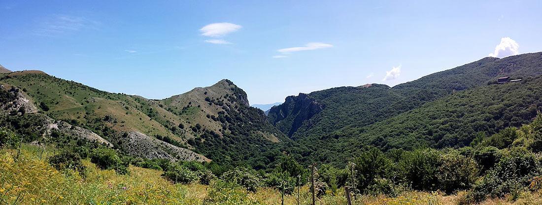 Природний парк Мадоніє