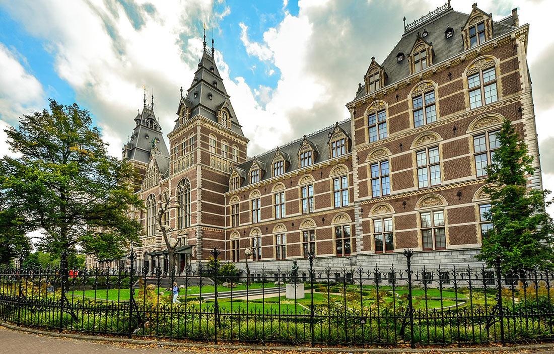 Рейксмузей в Амстердаме