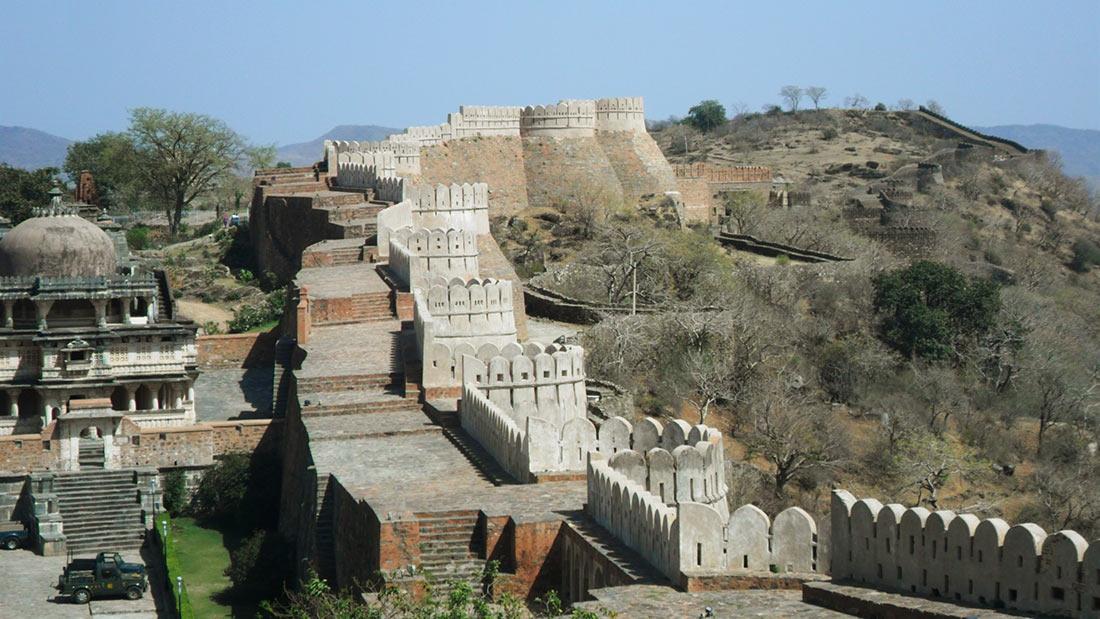 Форт Кумбхалгарх
