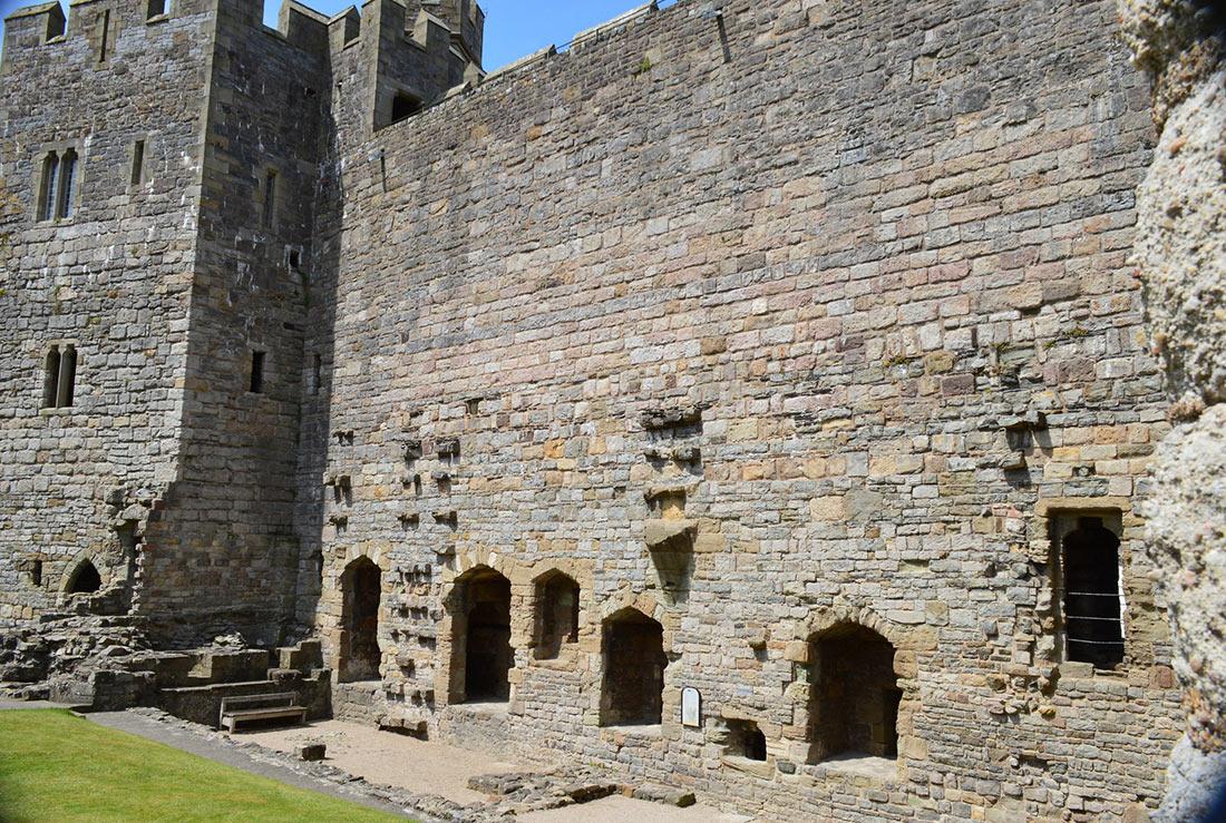 Замок Карнарвон