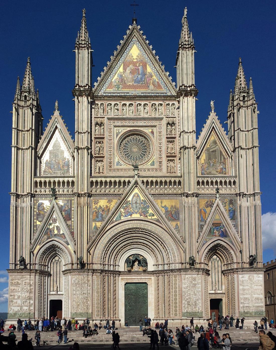Кафедральный собор Орвието