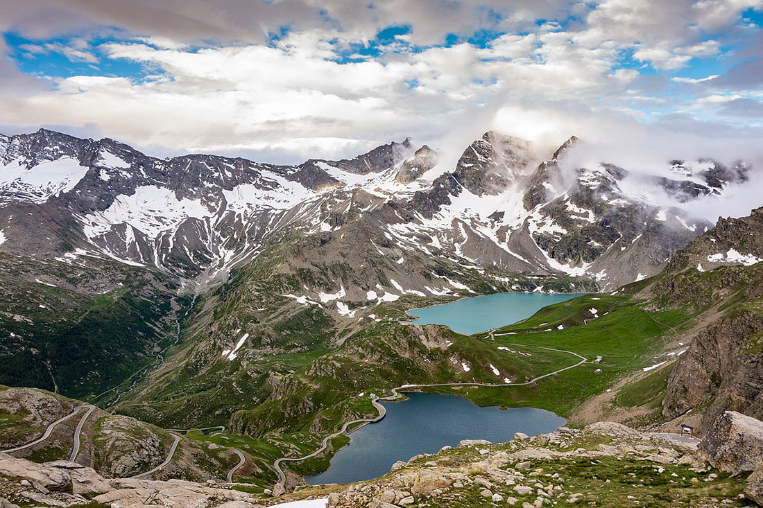 Национальный парк Гран Парадизо