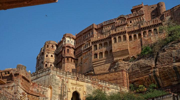 Что посетить в Индии Средневековая крепость Голконда
