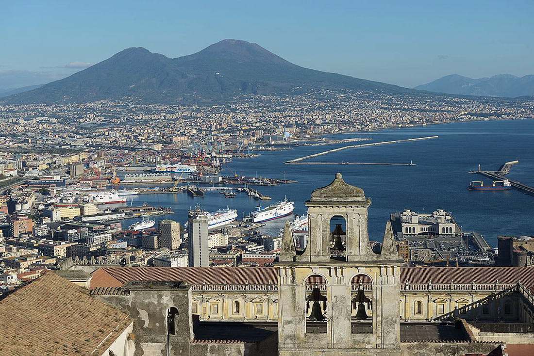 Гавань Неаполя