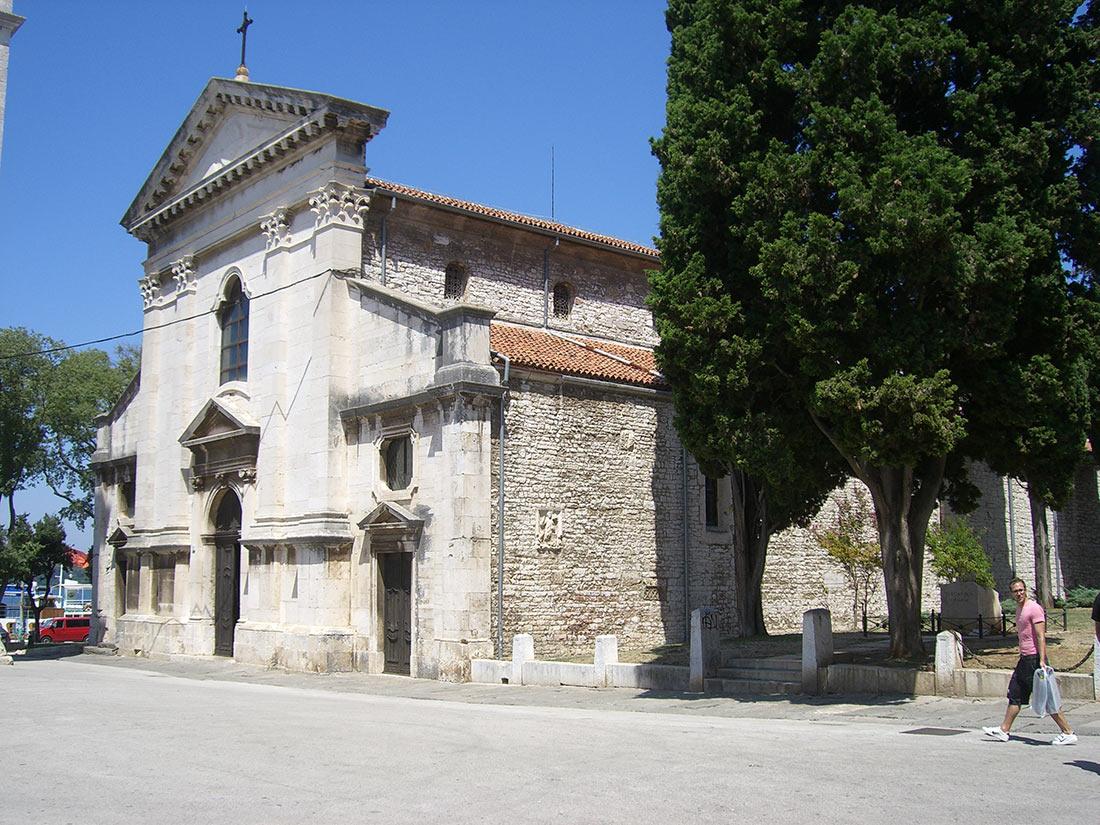Церковь Святого Николая Пула